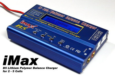 iMAX B5 LiPo Li-Polymer Balance Digital Charger BC036